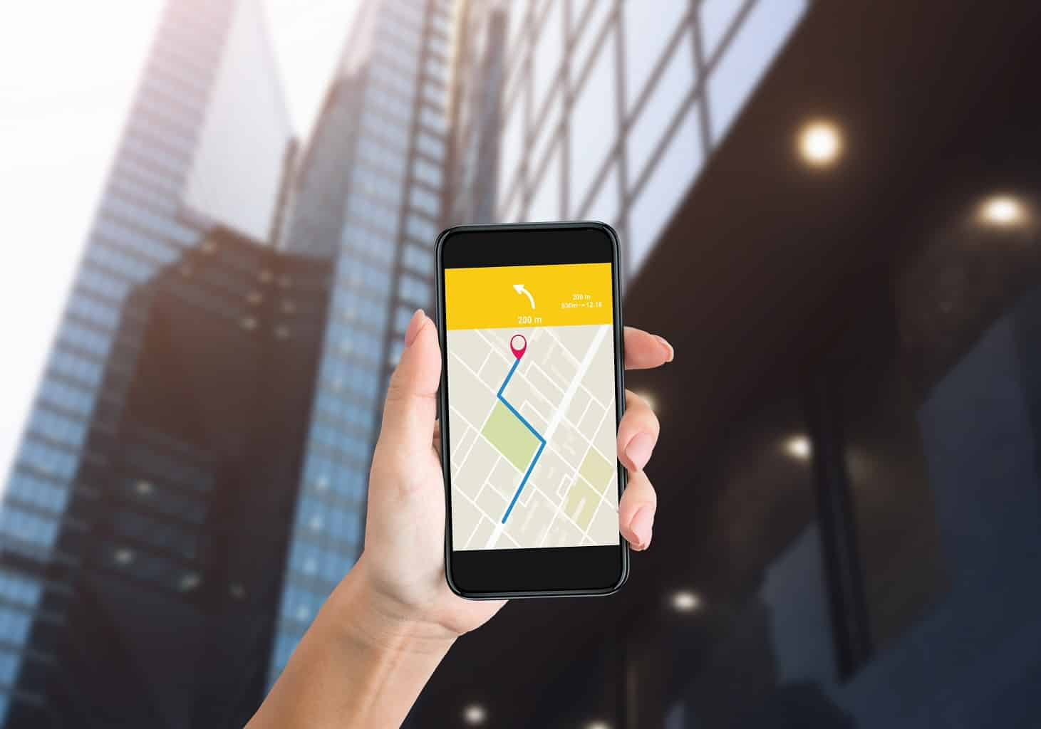 GPS en el movil