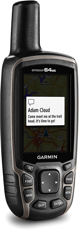 Garmin GPSMAP 64st tras