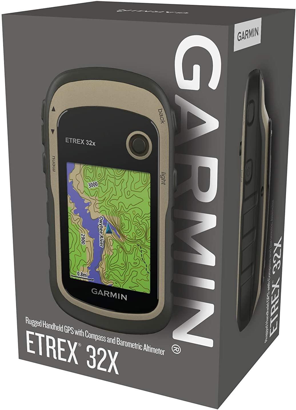 Garmin eTrex 30x caja