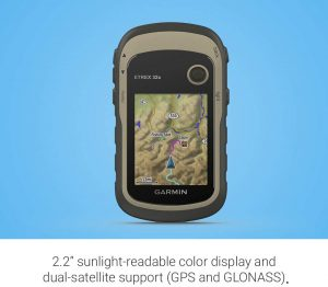 Garmin eTrex 30x color display
