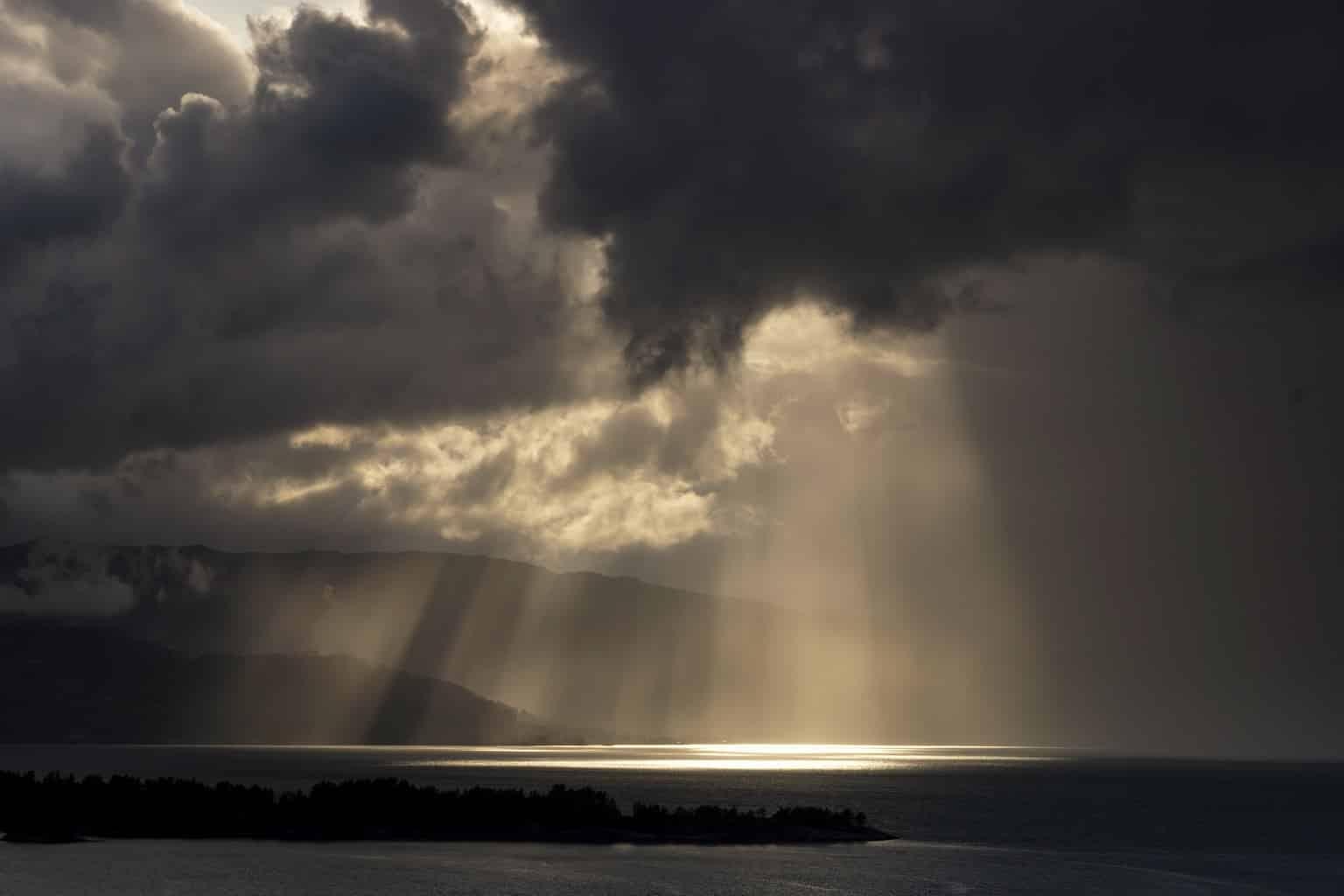 cielo meteorológicas