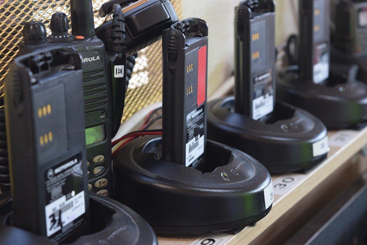 info radio walkie talkie