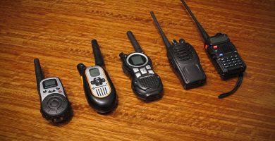 review radio walkie talkie