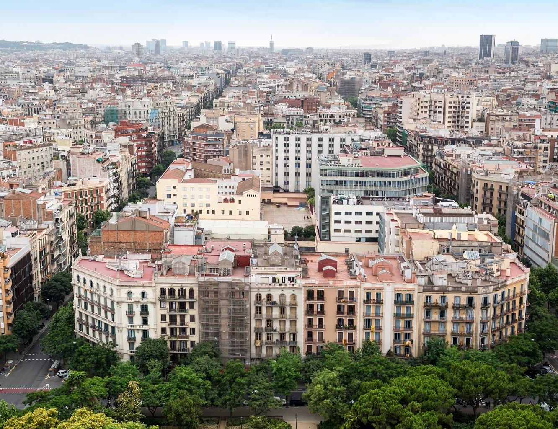 walkie talkie largo alcance barcelona